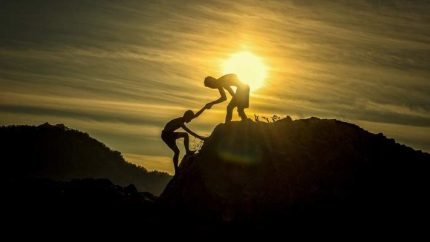 Helping Someone Succeed